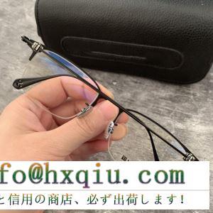 クロムハーツ chrome hearts 眼鏡 4色可選 19春夏最新モデル 最高傑作の着心地 実用的なお品