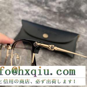 お洒落さんの愛用率が高い クロムハーツ chrome hearts 眼鏡 3色可選 19春夏最新モデル