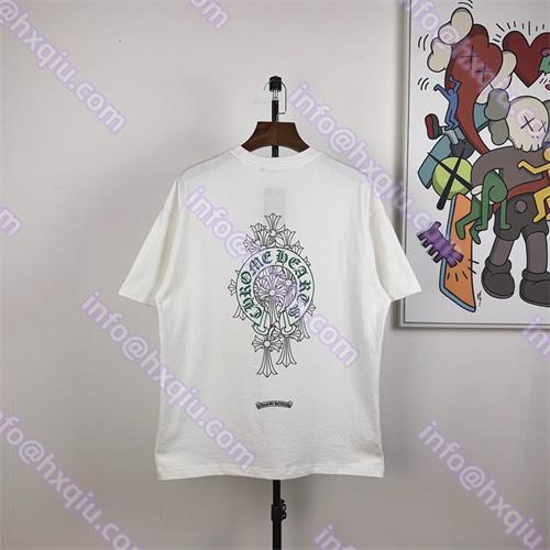 クロムハーツ2色可選 半袖Tシャツ