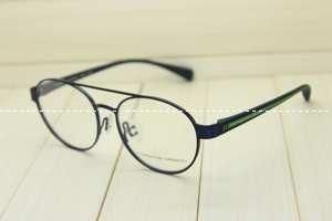 新品2014最新作PORSCHE DESIGN ポルシェデザイン 透明サングラス 眼鏡のフレーム