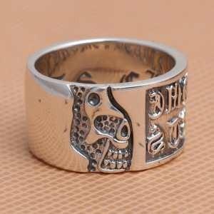 高級感溢れるデザイン2014春夏 CHROME HEARTS クロムハーツシルバー925 アクセサリー 指輪