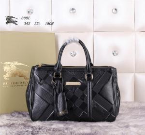 BURBERRY バーバリー 2014 超人気美品◆非凡な容量 レディースバッグ 8989
