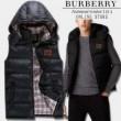 個性派  2014秋冬 BURBERRY バーバリー ダウンベスト 防寒 ゆったりとしたサイズ感 3色可選
