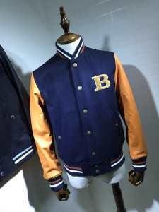 スタイルアップ効果 2015 BURBERRY バーバリー スタジアムジャンパー 2色可選 保温性を発揮する