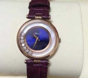2015 SALE開催  大人気! CHOPARD ショパール スイスムーブメント 女性用腕時計 5色可選 621340
