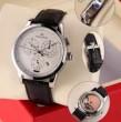 完売品! 2015 JAEGER-LECOULTRE ジャガールクルト 6針クロノグラフ 日付表示 男性用腕時計 6色可選
