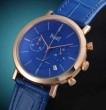 売れ筋! 2015 PIAGET ピアジェ 6針クロノグラフ 日付表示 男性用腕時計 7色可選