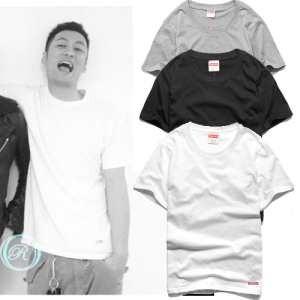 2015春夏 SUPREME シュプリーム ファション性の高い 半袖Tシャツ 3色可選