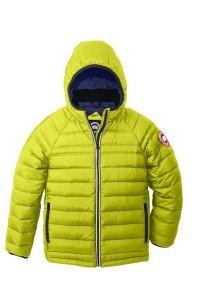 ~希少 2015秋冬 Canada Goose 子供用ダウンジャケット 肌寒い季節に欠かせない