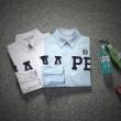 お買得 2016春夏 a bathing APE ベイシングエイプ メンズ 長袖シャツ 3色可選