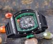 SALE開催 2016  RICHARD MILLE リシャールミル 透かし彫りムーブメント 男性用腕時計