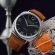 一味違うケーブル編みが魅力満点 2016 PANERAI パネライ 2針クロノグラフ 腕時計