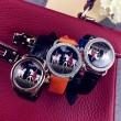2016 重宝するアイテム HERMES エルメス ダイヤベゼル 女性用腕時計 多色選択可