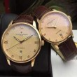 2016 高級感溢れるデザイン Vacheron Constantin ヴァシュロン コンスタンタン 恋人腕時計 2色可選