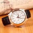 人気商品 2016 PIAGET ピアジェ 6針クロノグラフ 日付表示 男性用腕時計 4色可選