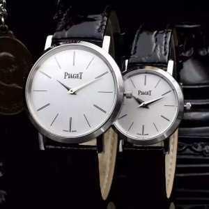 人気が爆発  2016 PIAGET ピアジェ 輸入クオーツムーブメント 恋人腕時計 2色可選