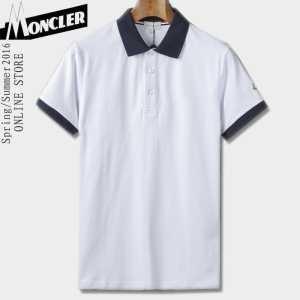 2016春夏 大人気☆NEW!!  MONCLER モンクレール 半袖Tシャツ 4色可選