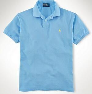 機能性に溢れるアイテム POLO RALPH LAUREN カスタムフィット メッシュ 軽量で肌触りの良いポロシャツ.