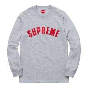 値下げ! 2016 SUPREME シュプリーム プルオーバーパーカー 4色可選 長袖Tシャツ