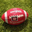 首胸ロゴ SUPREME x Wilson 10FW MINI Football ラグビー(ボール)