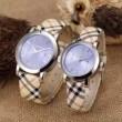 高級感溢れるデザイン 2016 BURBERRY バーバリー 上級輸入クオーツムーブメント 恋人腕時計 6色可選