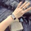 2016 CHANEL シャネル 人気激売れ 女性用腕時計 ダイヤベゼル 4色可選