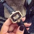 めちゃくちゃお得 2016 CHOPARD ショパール スイスクオーツムーブメント 女性用腕時計 6色可選