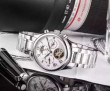 高級感溢れるデザイン 2016 LONGINES ロンジン 上級自動巻き ムーブメント 男性用腕時計 5色可選