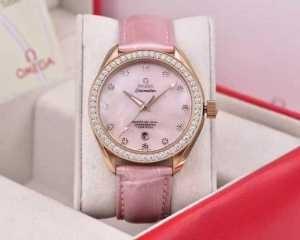 2016 人気激売れ OMEGA オメガ 女性用腕時計 スイスムーブメント 5色可選