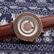◆モデル愛用◆ 2016 VERSACE ヴェルサーチ オリジナル クオーツ ムーブメント 女性用腕時計 4色可選