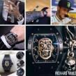 2016 超人気美品◆ RICHARD MILLE リシャールミル 男性用腕時計 2色可選