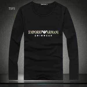 人気商品 2016秋冬 ARMANI アルマーニ 長袖Tシャツ 3色可選