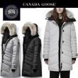 個性派 2016秋冬 CANADA GOOSE カナダグース ダウンジャケット 2色可選