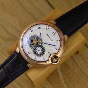 2017春夏 カルティエ CARTIER 贈り物にも◎ 男性用腕時計 多色選択可 自動巻き