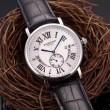 カルティエ CARTIER 2017春夏 男性用腕時計 注目のアイテム 牛革布地ベルト 上級 6色可選