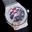 2色可選 2017春夏  男性用腕時計 【大人気】定番商品 ウブロ HUBLOT 自動巻き