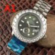 2017春夏 ダイヤ付き時計ケース 上質 大人気!多色選択可 腕時計 ROLEX ロレックス