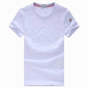 人気新品★超特価★ 4色可選  上品な輝きを放つ形モンクレール MONCLER 半袖Tシャツ