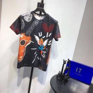 2017春夏 重宝するアイテム 半袖Tシャツ 吸汗速乾 Dolce&Gabbana ドルチェ&ガッバーナ