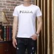 ランキング商品 PRADA プラダ 長年愛用できる 2017春夏 目玉商品 半袖Tシャツ