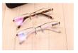 最安値新品CHROME HEARTSクロム ハーツ コピー クラシック レトロ 眼鏡 めがね  UV 紫外線カット 2色可選