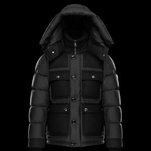 個性的MONCLER モンクレール 2017秋冬 ダウンジャケット厳しい寒さに耐える