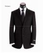 お買い得高品質VERSACE ヴェルサーチ SLIM FIT ウール スーツA77301-A222396_AB3_50_A008 スリム ビジネススーツ