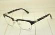 品質保証新品CHROME HEARTS クロムハーツ メガネ 透明サングラス 眼鏡 スタイリッシュ おしゃれ ロゴ 細身 男女兼用