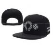 人気定番安いCHROME HEARTS クロムハーツ ベースボールキャップ ホースシュー&プラス 白刺繍 メンズ レディース 帽子