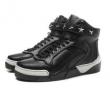 品質保証安いGIVENCHY ジバンシー TYSON STARS ハイカット スニーカー 靴 ブラック スタースタッズ BM08002811 001