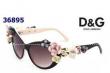 海外セレブ愛用DOLCE&GABBANA ドルガバ サングラス レディース フラワー 偏光レンズ 紫外線カット UV ミラーレンズ