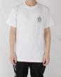 春夏人気定番爆買いCHROME HEARTS クロム ハーツ 偽物 スター バックプリント入りおしゃれ 半袖 Tシャツ 2色可選