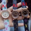 女性用腕時計 ルイ ヴィトン LOUIS VUITTON 2017 多色可選 輸入ムーブメント 耐久性に優れ