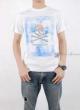 春夏爆買い人気Mastermin Japan マスターマインドジャパン コピー スカル Tシャツ 17SPMM-TS22 ドクロ プリント 半袖 2色可選